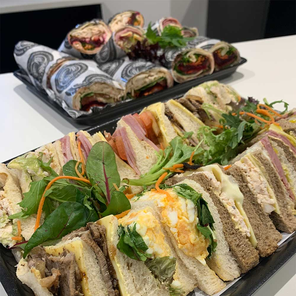 Farmer's Bakehouse Catering Sandwhiches